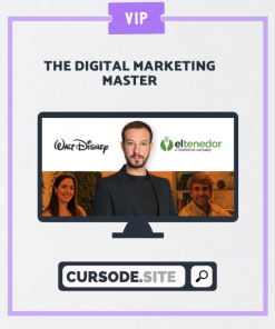Captura Curso THE DIGITAL MARKETING MASTER - Juan Merodio