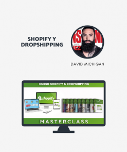 Captura Curso Shopify y Dropshipping - David Michigan